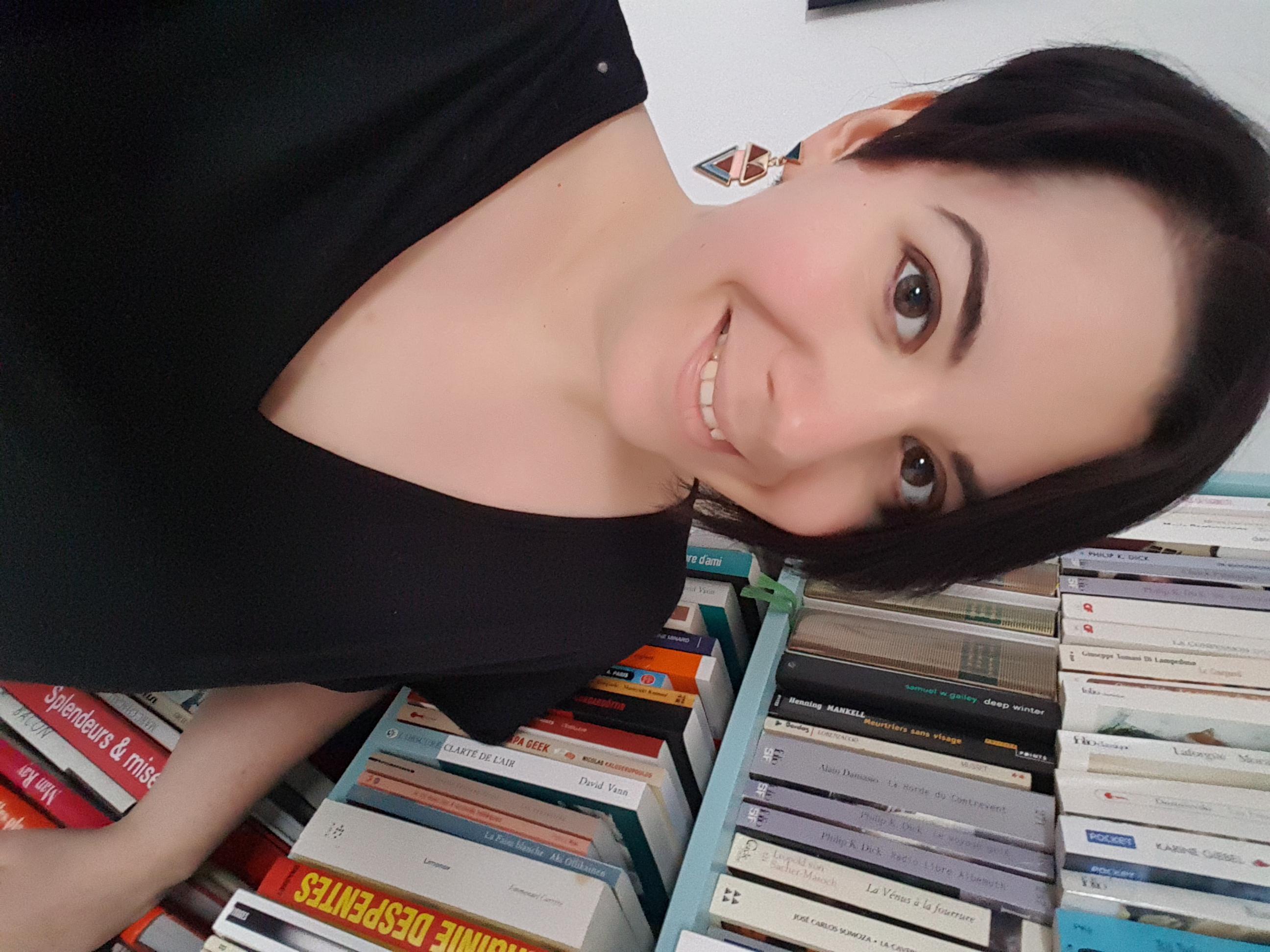 Dijana, Libraire Kube