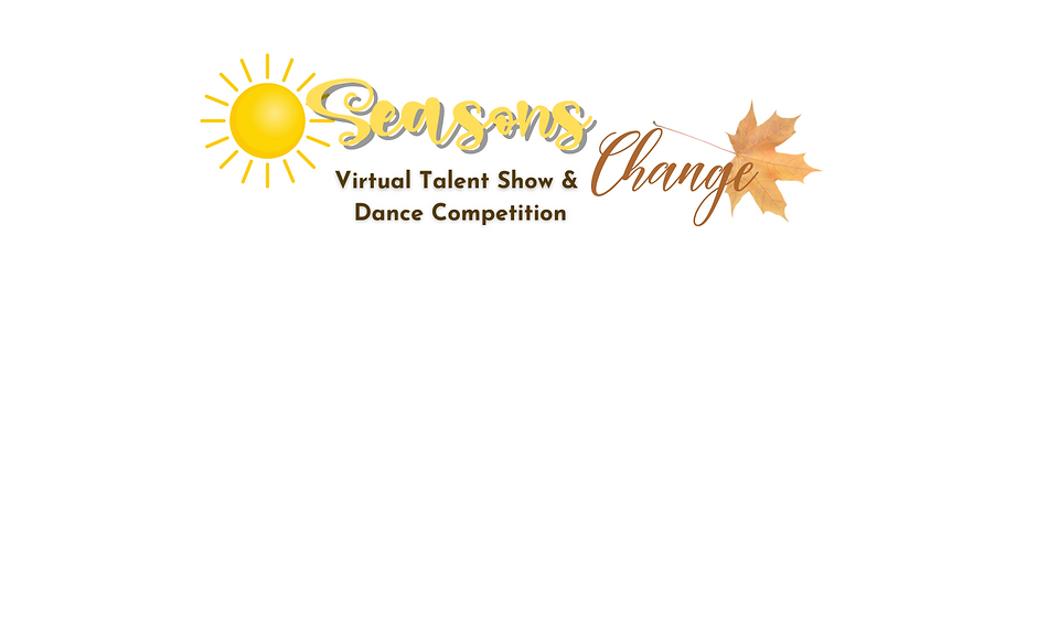 Seasons Change Talent Competition Main flier(2).png