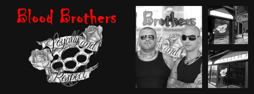 Blood Brothers Tattoo Cover