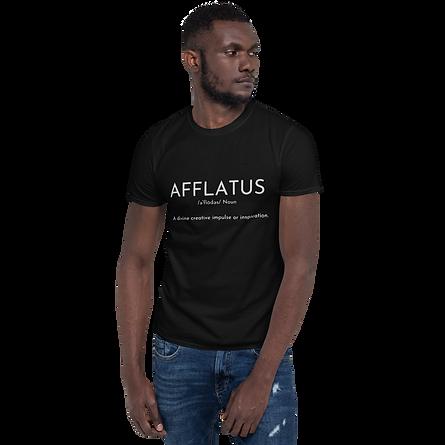 Afflatus Definition Tshirt Davis Inspiration Studios DIS Afflatus store Tee
