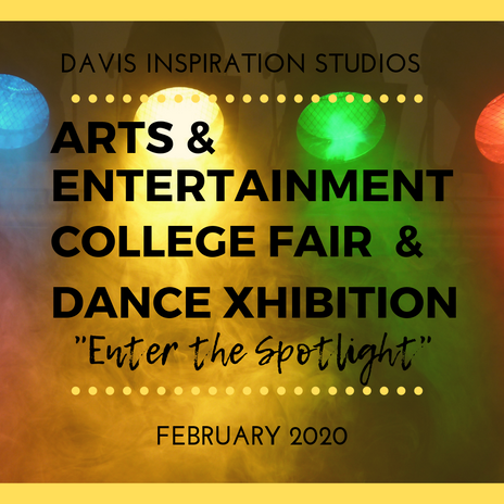 Our Inaugural College Fair and Dance Xhibition is coming. Read more...