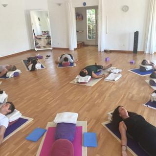yoga hall - molino del rey