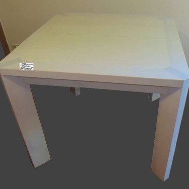 Table en Frêne massif