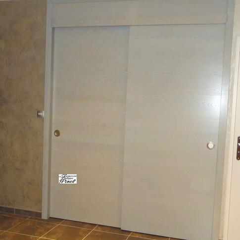 portes coulissantes