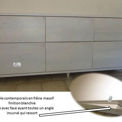 Enfilade à tiroirs
