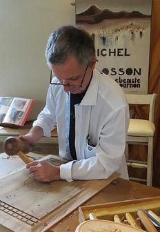 Philippe Pinel Maître Artisan Ebéniste