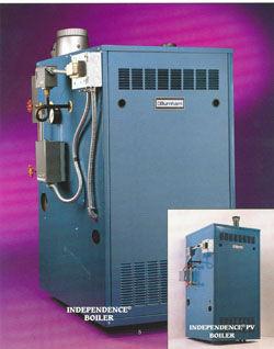 Burnham Independence Boilers