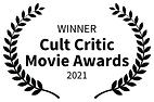 WINNER, Cult Critic Movie Award, 2021.pn