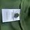 Thumbnail: CUE LUSH GREEN TAILORED SHIRT       SIZE 8