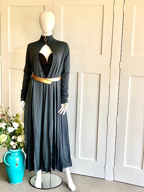 TAYLOR -  MERINO MAXI DRESS       SIZE 8-12