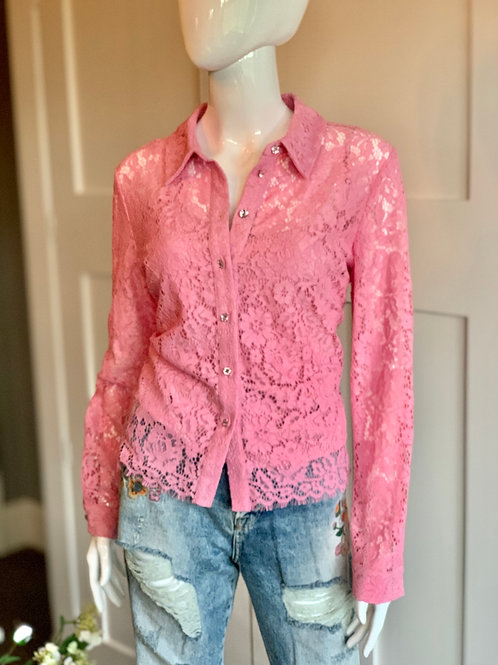 NEW GORGEOUS ALANNAH HILL ENAMOUR BLOUSE   SIZE 12