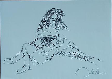 John Lennon Erotic#1