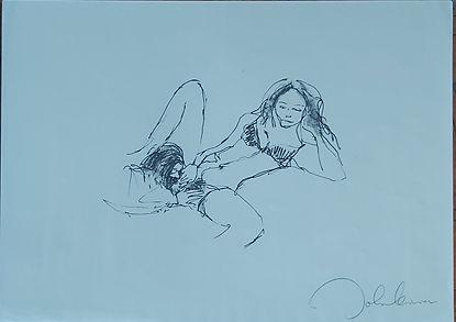 John Lennon Erotic#4