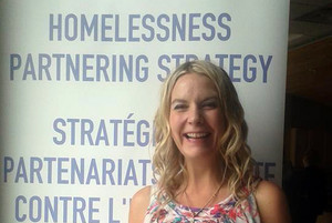How a Kamloops women uses lessons on the street to help homeless youth find housing.