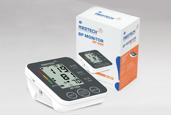 Medtech Blood Pressure Monitor (BP09N)