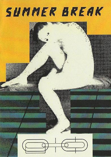 Zine / Summer Break / Vincent Rasclard