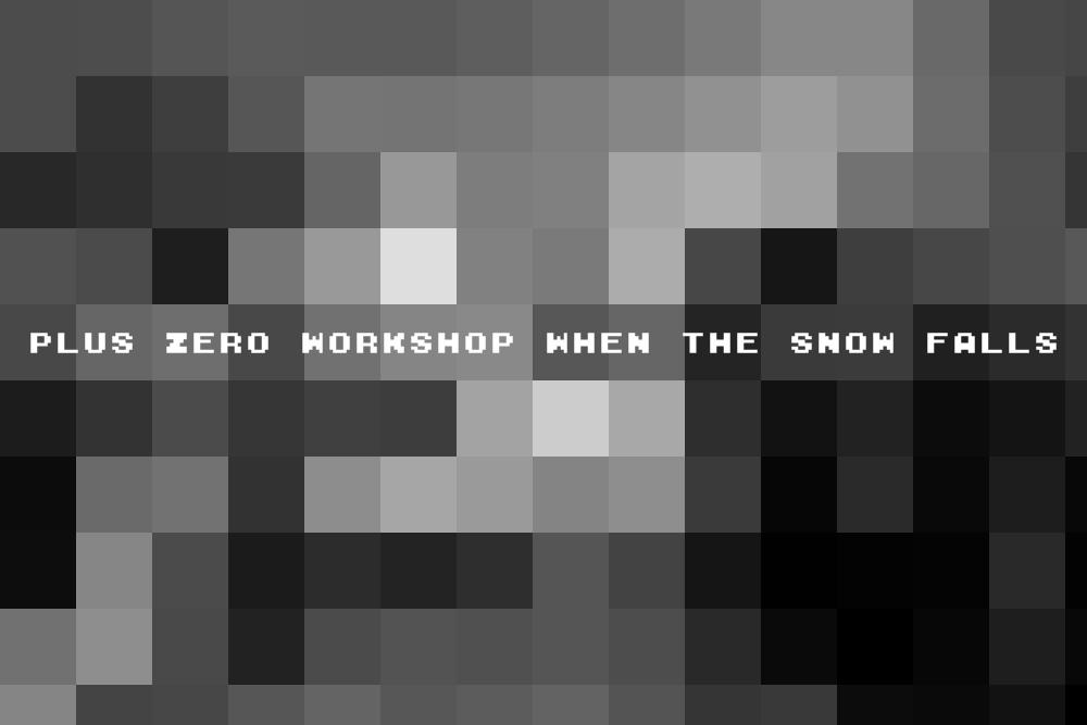 +0 workshop snow_at xdk©