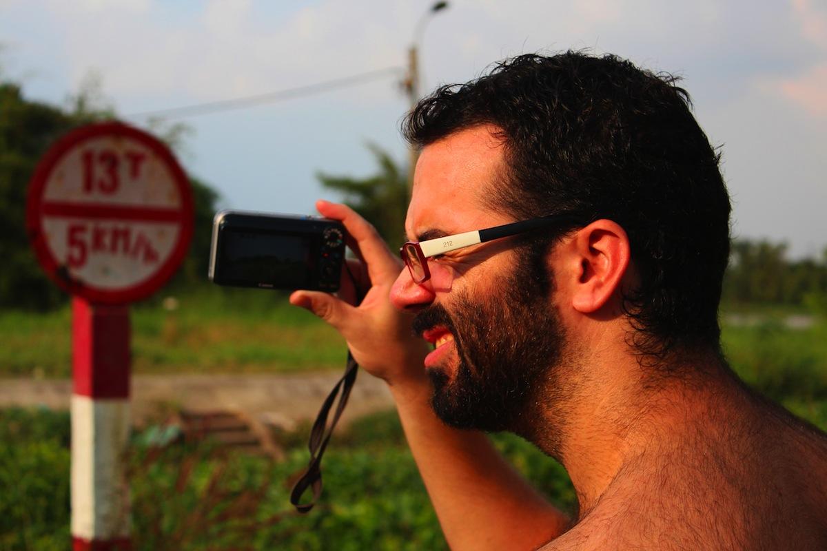 Ivan Izquierdo chez Tung2012©