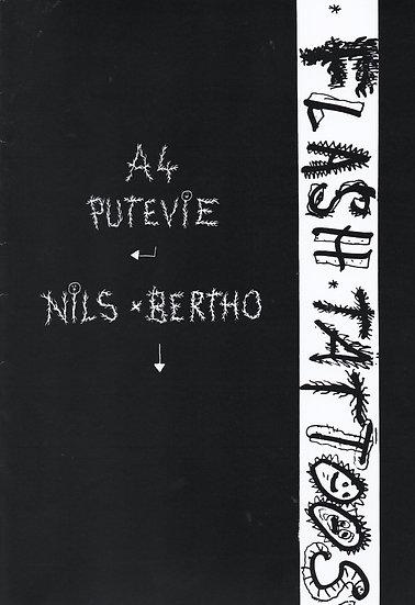 Zine / Flash Tattoos / A4 Putevie & Nils Bertho