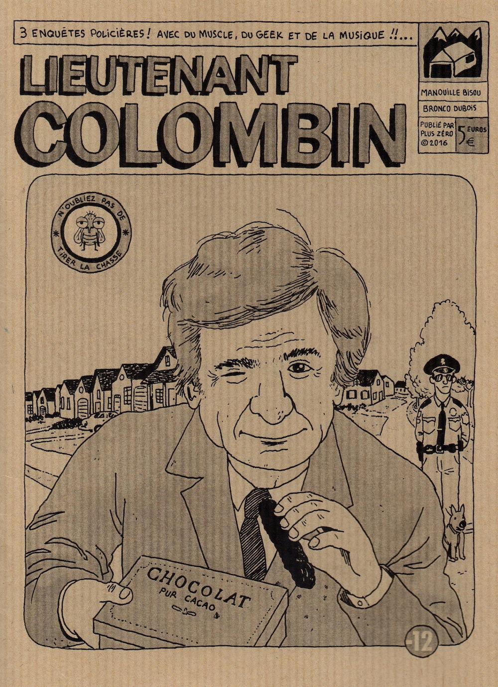 Lieutenant Colombin