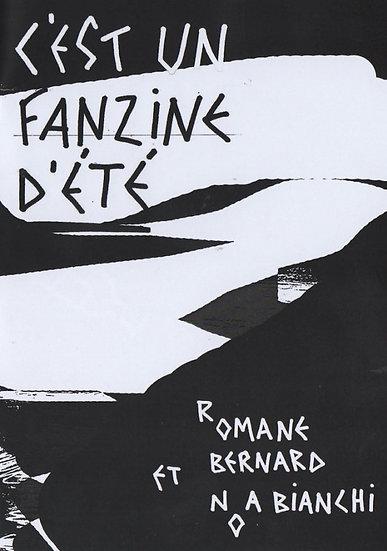 Zine / Summer Break / Romane Bernard & Noa Bianchi