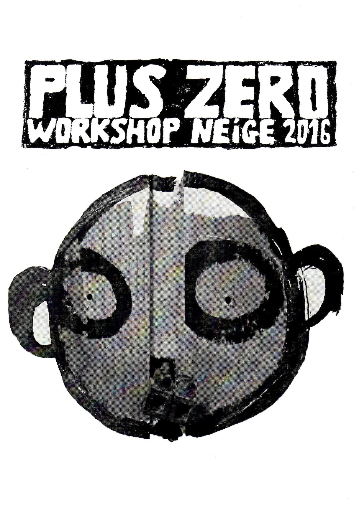 Fanzine Workshop neige©2016
