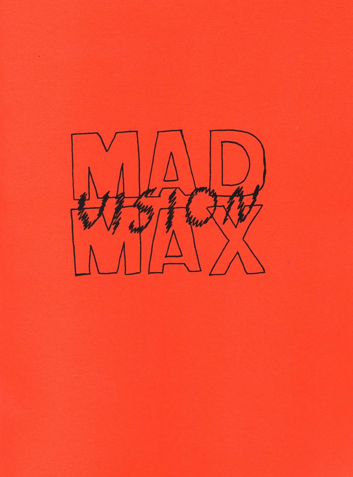 MAD MAX VISION