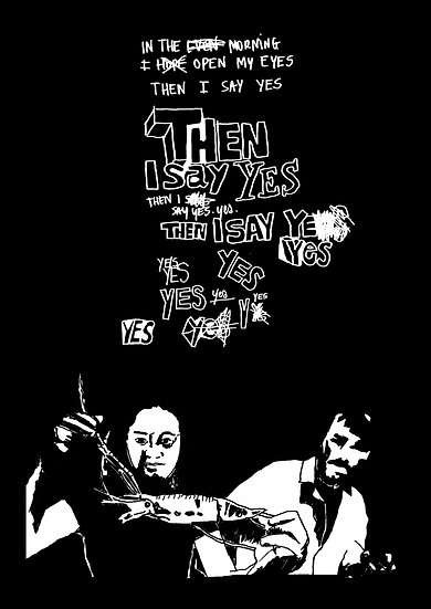 Zine / Then I say Yes / XDK