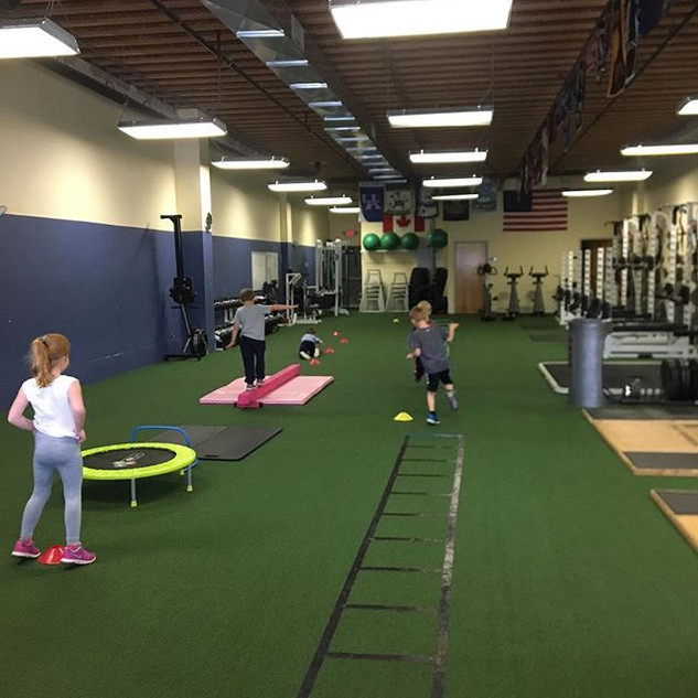 New session of Mini-Movers started today
