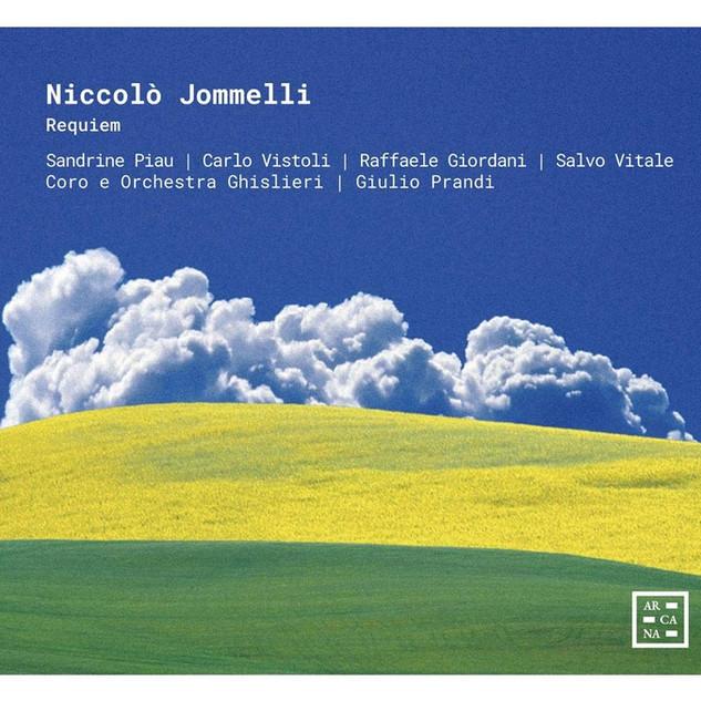 Niccolo Jommelli - Requiem