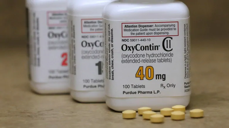 Oxycontin, Settlement, Purdue Pharma, Personal Injury