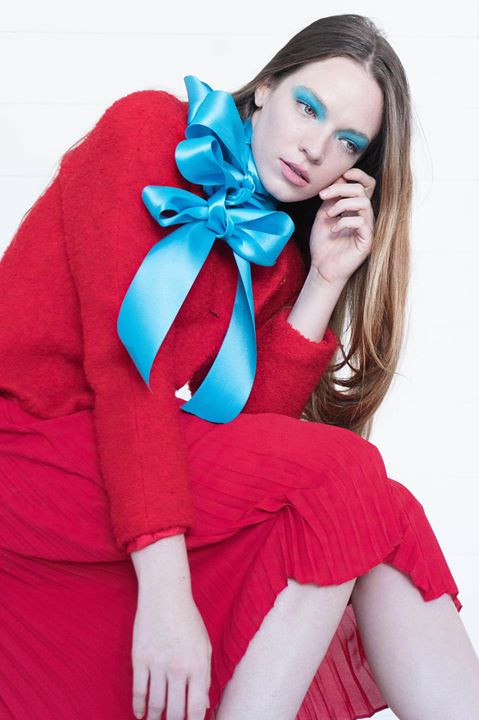 Model_ Audrey English_Makeup and hair_ L