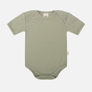 organic cotton baby bodysuit