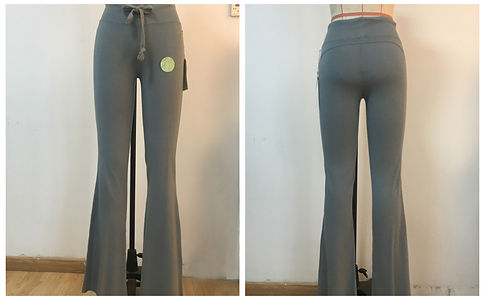 Women yoga flare pants
