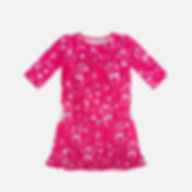 Fashion Frocks Kids Clothes Bamboo Baby Dress Comfortable Girls Party Dresses.jpg