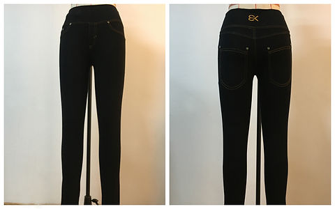 Bamboo Support Jeans Leggings