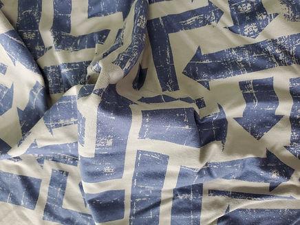 Printed Bamboo Single Jersey
