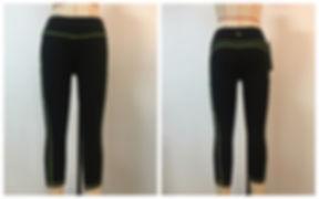 Bamboo yoga pants supplier