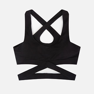 Wholesale High Quality Dry Fit Support Womens Yoga Sports Bra Sexy Sportswear .jpg