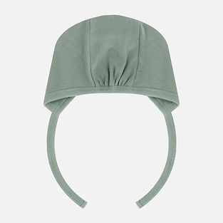 organic cotton and bamboo terry waterproof baby hat
