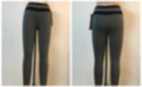 eco-friendly bamboo yoga pants