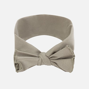 organic cotton and bamboo terry waterproof baby headband
