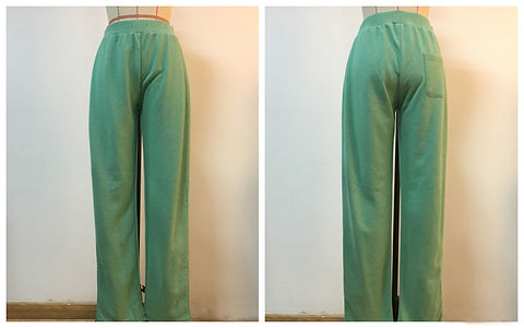 Garment Dyed Yoga Pants