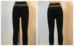 Bamboo Yoga Tight Pants