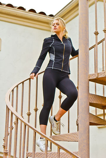 bamboo fabric support jersey for activewear