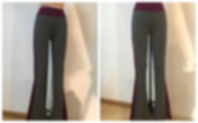 Bamboo Yoga Long Flare Pants