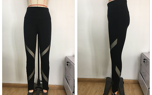 Bamboo Long Leggings