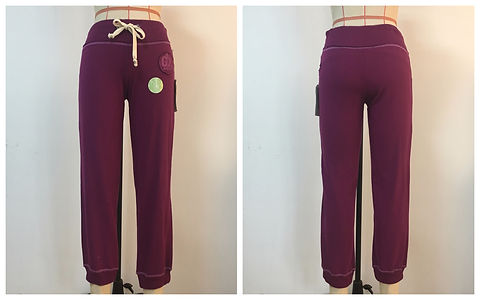 Bamboo Women French Terry Jogger Pants