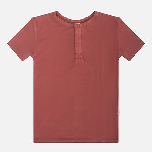 bamboo ribbed baby t-shirt