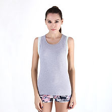 women yoga mesh tank